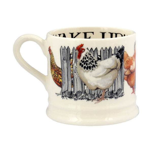 Emma Bridgewater Small Hen Rise and Shine Mug