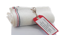 Pure Linen Dishcloths That Naturally Deter Bacteria