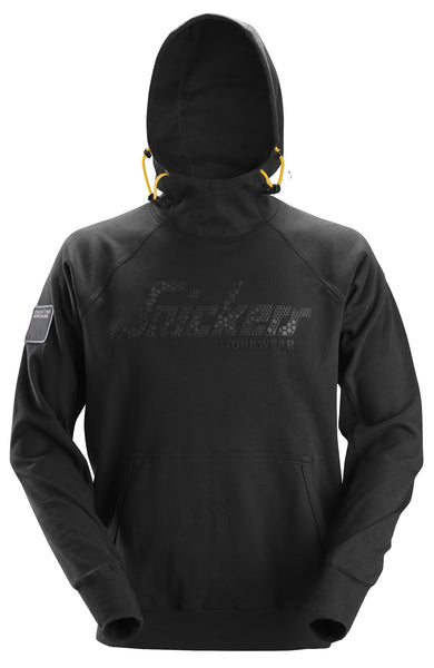 Trui 2881 Snickers logo hoodie