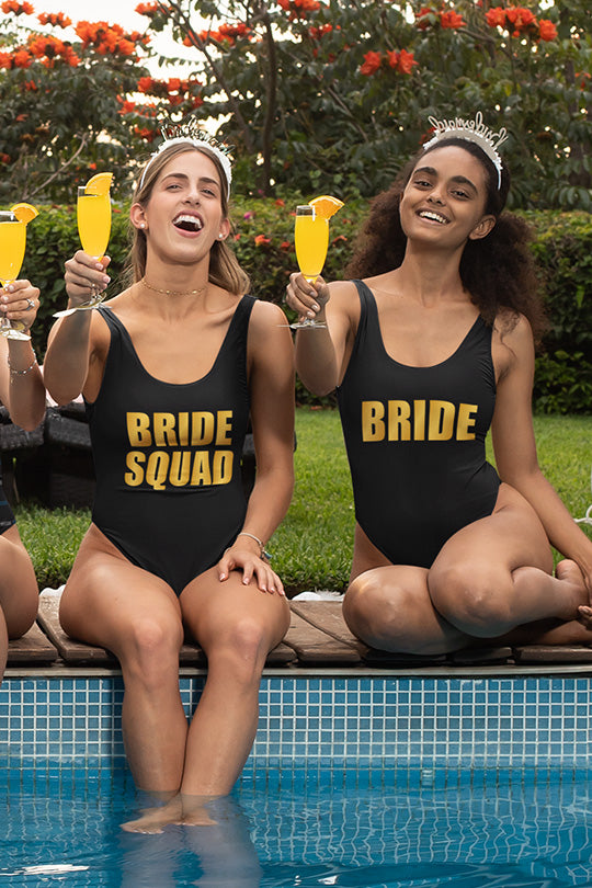 be lorette bride swimsuit black
