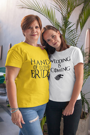 be lorette top et t-shirt evjf game of thrones