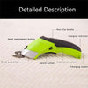 Cloth Leather Tailor Electric Scissors