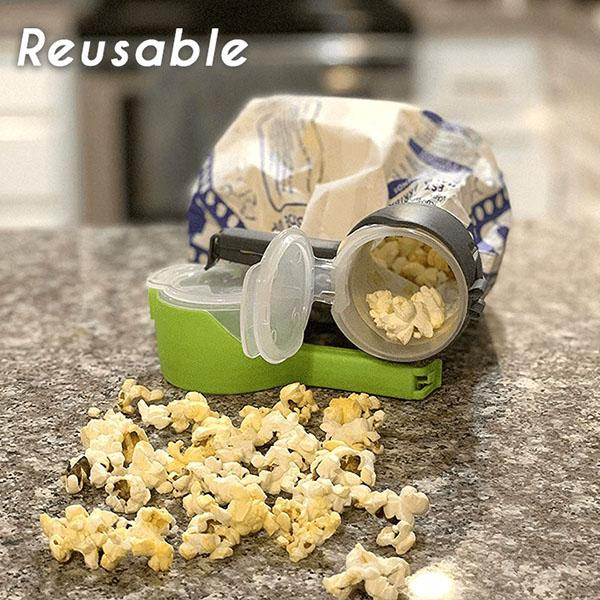 Seal And Pour Food Storage Bag Clip