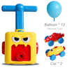 Children's Aerodynamic Balloon Car