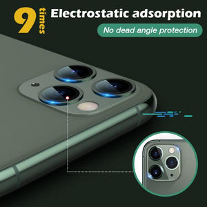 Metal Rear Lens Protector For Iphone