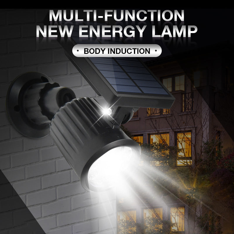 Multi-function New Energy Lamp