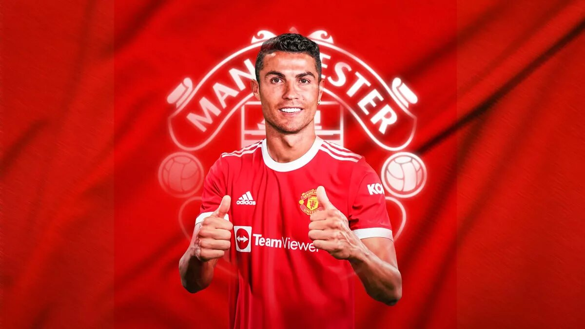 manchester united cr7 2022