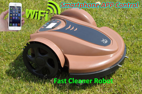 FRobot Water-proofed Intelligent Lawn Mower