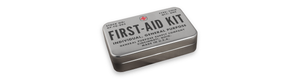 first aid kit for people to fill with outdoor medical gear