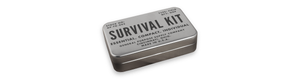 metal survival kit like an altiods tin but larger
