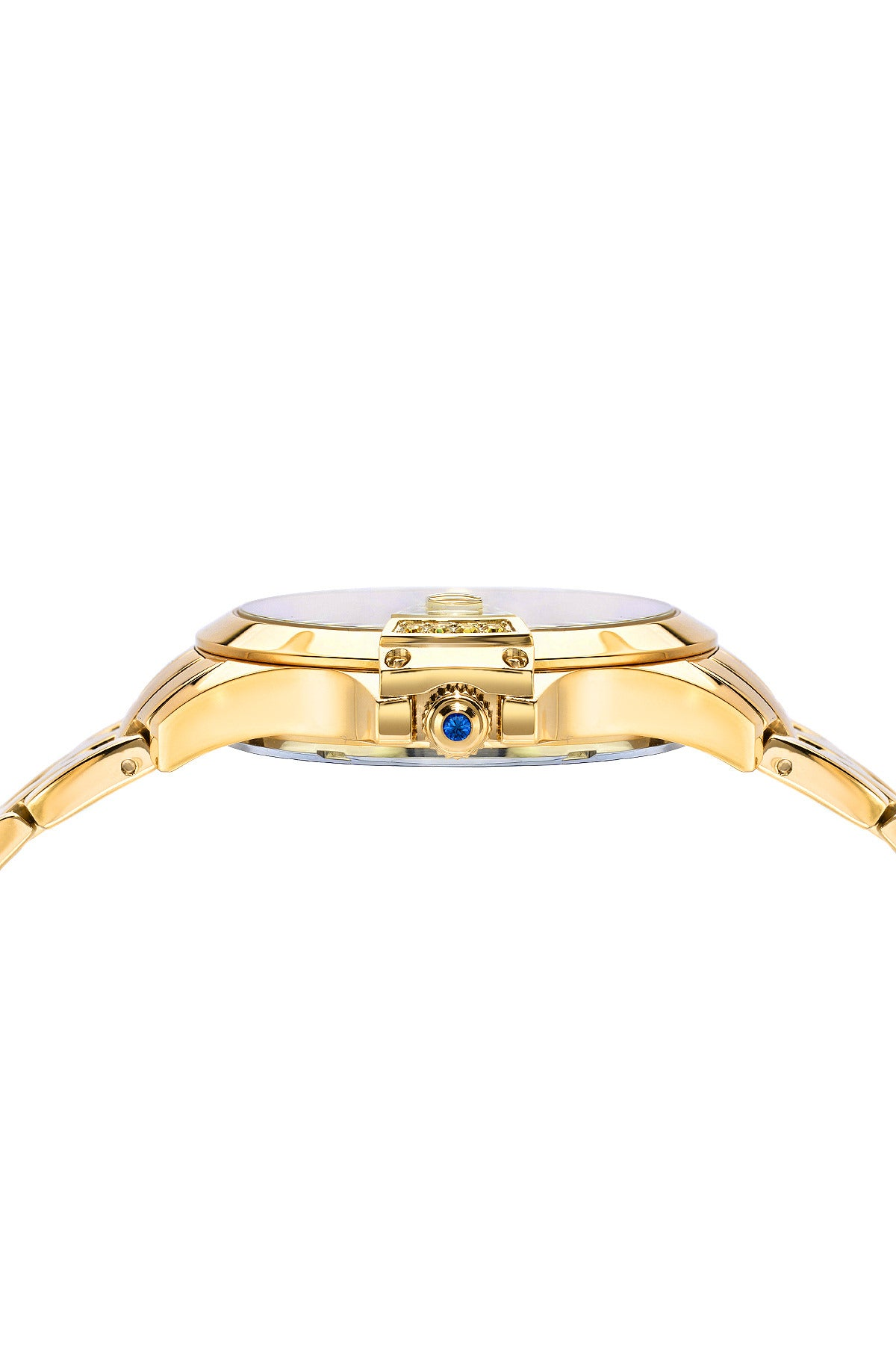 Porsamo Bleu Olivia luxury women's stainless steel watch, gold 981BOLS
