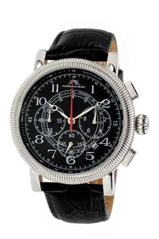 Phileas tachymeter chronoghraph men's dress watch 472APHL