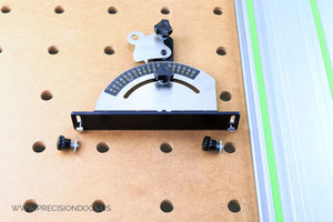 Mighty Miter 92 - a miter gauge for Festool MFT/3