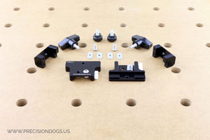 Precision Parallel Guides (Basic Set) for Festool and Makita Guide Rails