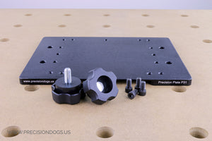 Precision Plate for Incra LS or TS positioner and Festool MFT/3