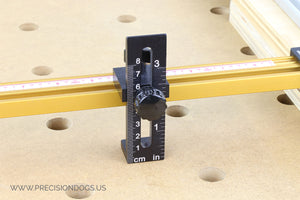 VariBracket- adjustable support bracket for T-Tracks