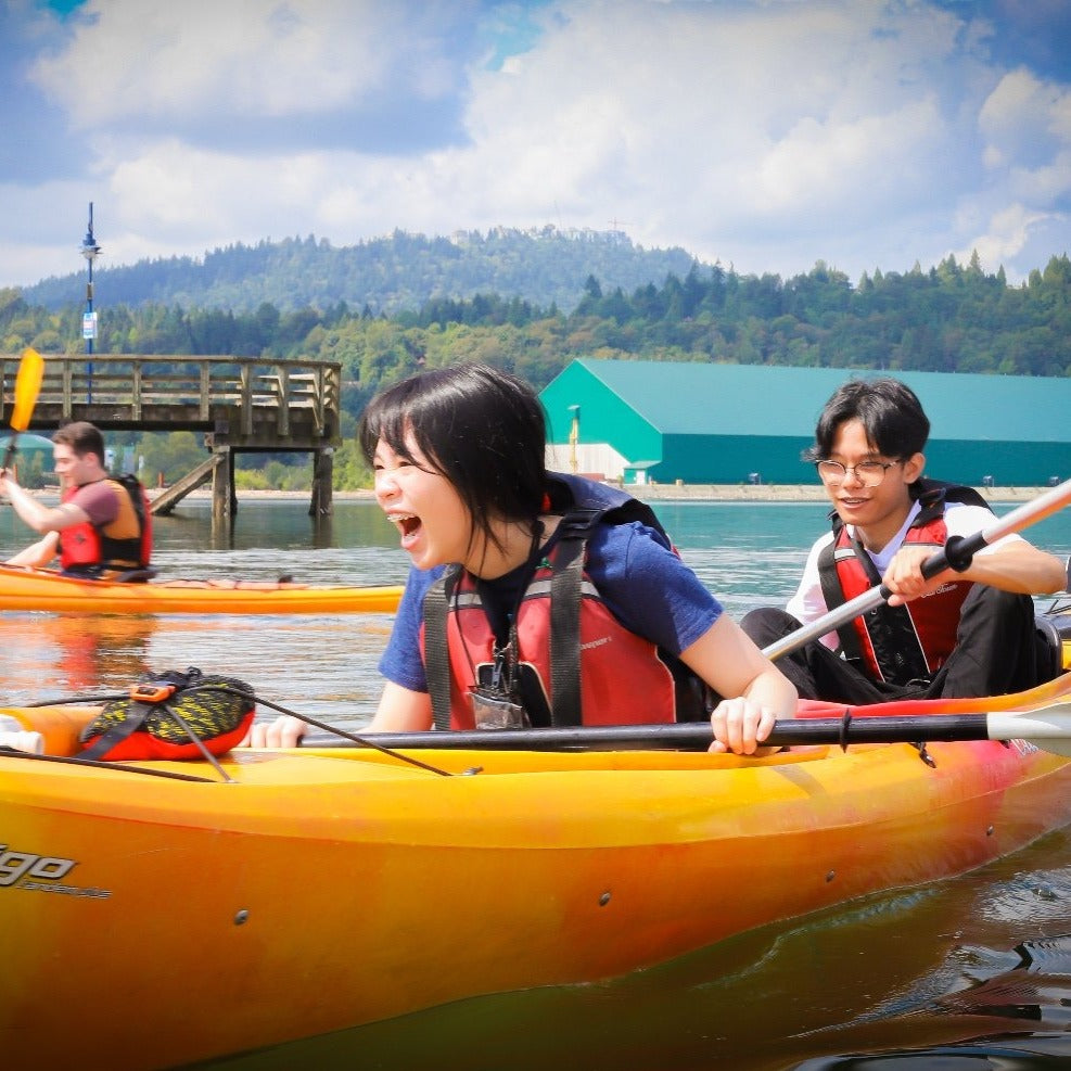 Send a kid to camp for a day - part of a life-transforming week