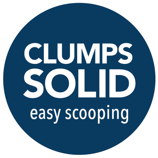 Clumps Solid Easy Scooping