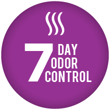 7 Day Odor Control
