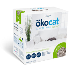 Dust Free Non-Clumping Paper Pellet Cat Litter