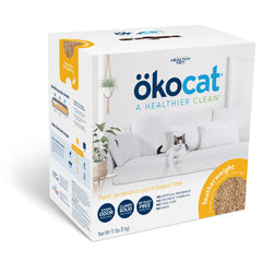 Featherweight Clumping Wood Cat Litter