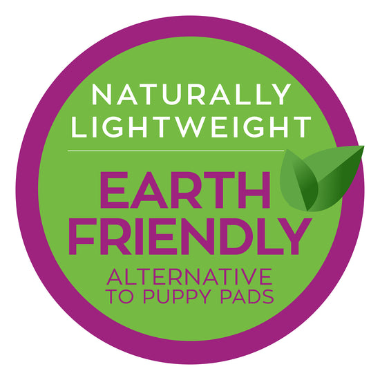 Natural Paper Fiber Dog Litter
