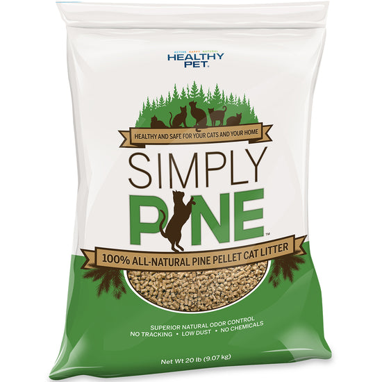 Natural Pine Pellet Cat Litter