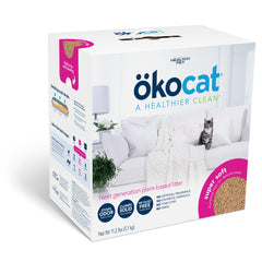 Super Soft Clumping Wood Cat Litter