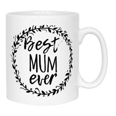 Best Mum Ever Coffee Mug Mothers Day GIFT FDG07-92-26063