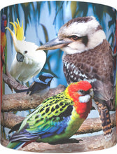 Load image into Gallery viewer, BIRDS OF AUSTRALIA Mug Cup 300ml Gift Native Aussie Rosella Cockatoo Parrot Lorikeet Kookaburra - fair-dinkum-gifts