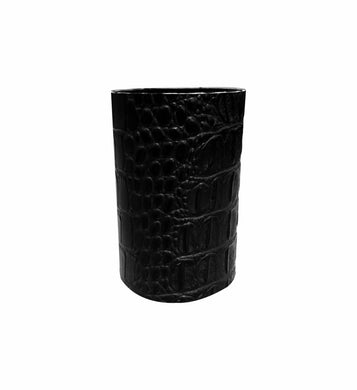 Imitation Croc Skin Stubby Holder Pack of 4 Crocodile Drink Cooler Can Holder Neoprene Aussie - fair-dinkum-gifts