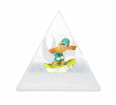 Oily Pyramid Pen Holder Aussie Gifts Souvenirs Stationery Australian Animals - fair-dinkum-gifts