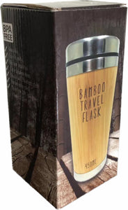 Best Dad Since Name and Year Personalised Bamboo Travel Mug Gift For Father's Day - fair-dinkum-gifts
