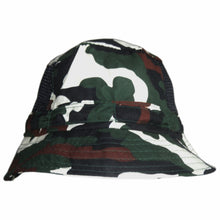 Load image into Gallery viewer, BUCKET HAT MICROFIBRE LIGHT WEIGHT WITH MESH SIDES UNISEX 12 COLOURS AVAILABLE - fair-dinkum-gifts