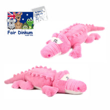 Load image into Gallery viewer, Cathy Croc Plush Toy Crocodile Australia - 50cm - fair-dinkum-gifts