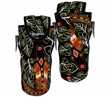 Load image into Gallery viewer, 1.25 Litre Bottle Holder Bag with strap Graham Kenyon Designs Aboriginal