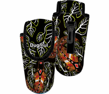 Load image into Gallery viewer, 600ml Bottle Holder Bag with strap Graham Kenyon Designs Aboriginal Authentic