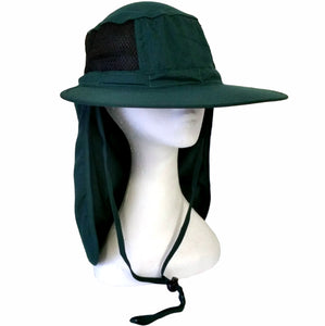SOLAR ECLIPSE HAT MICROFIBRE LIGHT WEIGHT UNISEX 5 COLOURS AVAILABLE - fair-dinkum-gifts
