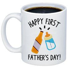 Load image into Gallery viewer, Fathers Day Coffee Tea Mugs Funny Gifts Presents Birthday Christmas - fair-dinkum-gifts