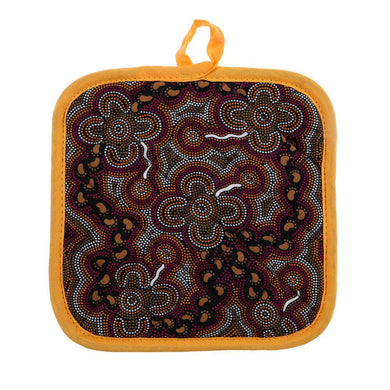 Aboriginal Pot Holder