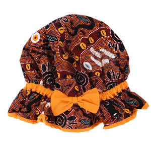 Aboriginal Shower Cap - fair-dinkum-gifts