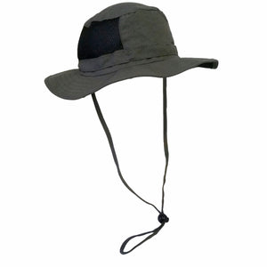 Bush Hat Microfibre Light Weight with Mesh Sides Unisex 12 colours available - fair-dinkum-gifts