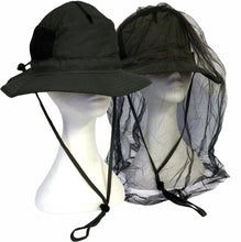 Load image into Gallery viewer, FLYNET BUSH HAT MICROFIBRE LIGHT WEIGHT UNISEX FLY INSECT NET - fair-dinkum-gifts