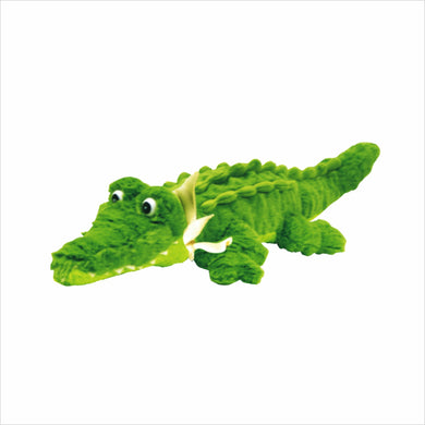 Laying Down Croc Plush Toy Crocodile Australia - 48cm - fair-dinkum-gifts