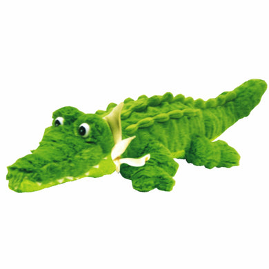 Laying Down Croc LARGE Plush Toy Crocodile Australia - 61cm - fair-dinkum-gifts