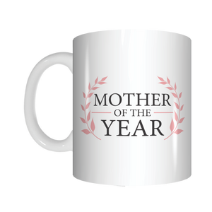 Mother Of The Year Mug Mothers Day Gift For Mum