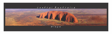 Uluru Aerial Bar Runner Ayers Rock Non Slip Neoprene Bar Accessories CLEARANCE