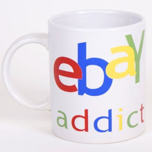 eBay Addict Coffee Mug