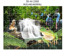 Load image into Gallery viewer, *CLEARANCE* 3D Jigsaw Puzzles Tins 60pc Aussie Animals Australian Games Stay At Home Activities