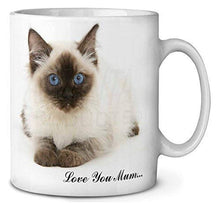 Load image into Gallery viewer, Love You Mum PERSONALISED ANY BREED Dog Cat Any Pet Coffee Mug Mothers Day GIFT